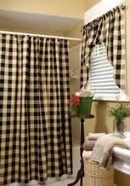 Black Tan Curtains Britches N U0027 Bows Country Store