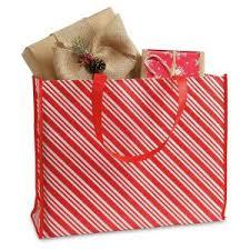 christmas wrap bags christmas gift bags gift wrap bags current catalog