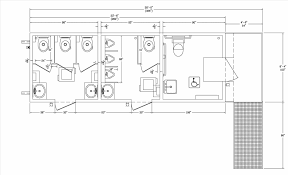 ada bathroom designs commercial bathroom layouts wpxsinfo