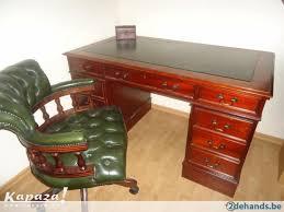 bureau chesterfield bureau chesterfield stoel verkocht te koop 2dehands be