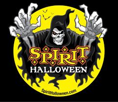 spirit halloween coupon in store