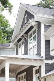 dovetail gray sw white dove bm exterior paint colors exterior
