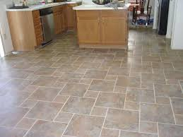 marvelous types of kitchen flooring with durable kitchen tile