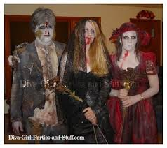 Zombie Halloween Costumes Girls Zombie Halloween Costume