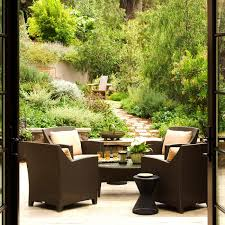 Backyard Dining by Gracious Outdoor Dining And Entertaining Traditional Home