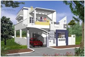 Indian House Exterior Design