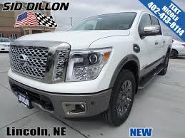 nissan titan xd platinum reserve new 2017 nissan titan platinum reserve crew cab in lincoln