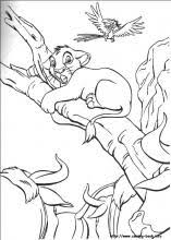 lion king coloring pages coloring book