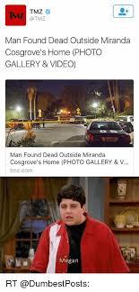 Megan Meme - tmz man found dead outside miranda cosgrove s home photo gallery