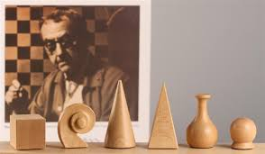 Ceramic Chess Set Man Ray Chess Pieces U2013 Chess House