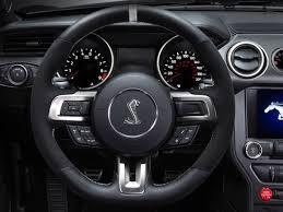 mustang steering wheels how ford mustang has steered through history