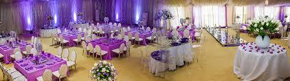 unique floral interior decor wedding packages event place