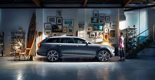 volvo office volvo cars partners with google to build android into next