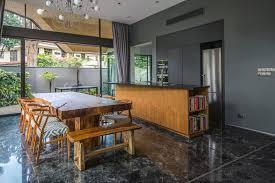 floor plan singapores trevose house is multi generational home
