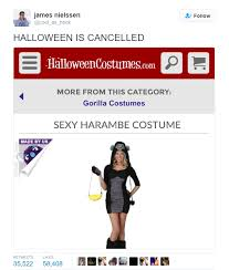Sexy Halloween Meme - halloween is cancelled sexy halloween costume parodies know your