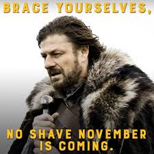 No Beard Meme - the beard club no shave november will be here before you facebook