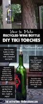 25 best bottle tiki torch diy ideas on pinterest bottle torch