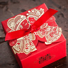 wedding candy favors aliexpress buy cheap wedding favor boxeswith ribbon