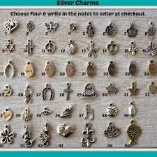 wrap bracelet with charms images Boho brown leather wrap bracelet silver miyuki beaded triple wrap jpg