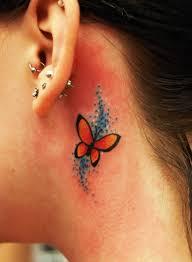 ear tattoos ink ear tattoos tattoos