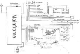 vehicle alarm wiring diagram system car schematics module