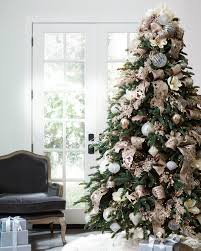 Christmas Livingroom Specialty Christmas Tree Ribbon Balsam Hill