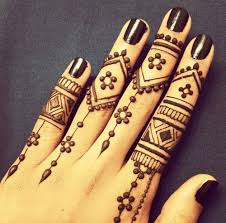 henna decorations 30 easy henna mehndi designs that you can draw yourself listaka