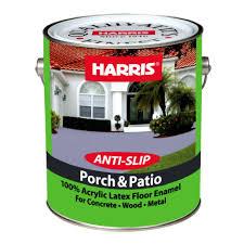 harris porch u0026 patio 1 gal sand anti slip 34127 the home depot