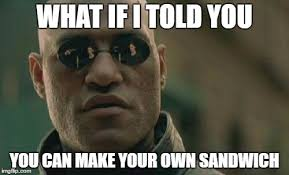 Your Own Meme - matrix morpheus meme imgflip