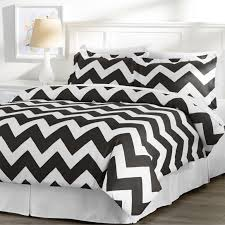 Black And White Queen Bed Set Bedroom Stunning Queen Size Comforter For Bedroom Decoration