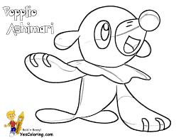 pokemon primarina coloring page images pokemon images