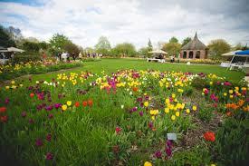Green Bay Botanical Gardens Gardens Structures