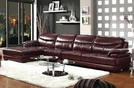 Burgundy Leather Sofa Set Burgundy Leather Moutard Co
