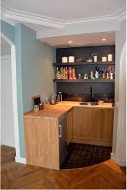 creer une cuisine dans un petit espace idée relooking cuisine nous avons ouvert l entrée sur le salon