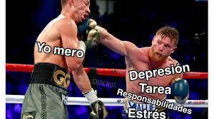 Ggg Meme - memes de la pelea de canelo y golovkin rasa informa