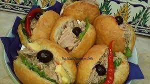 cuisine tunisienne par nabila recette des fricassés pour environ 16 la cuisine de nabila