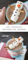 marshmallow snowman make a chocolate buddy it u0027s always autumn