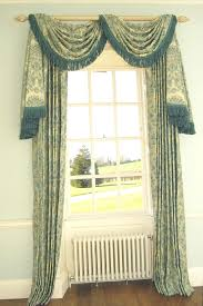valance blue curtain valance blue and yellow curtain valance