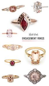 engagement rings stones images Ditch the diamond alternative engagement rings featuring a jpg