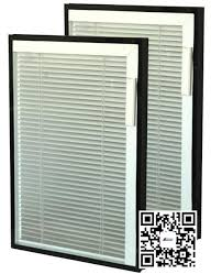 Integral Venetian Blinds Integral Blinds In Double Glazing Xuzhou Enhancer Window Control