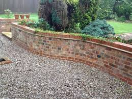 image result for multi coloured brick front garden wall front