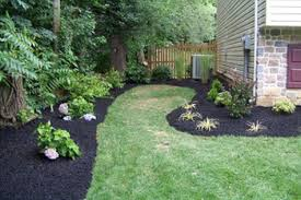Landscape Backyard Design Ideas Outdoor Outstanding Landscape Ideas For Corner Of Big Backyard