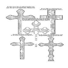 my name coloring pages coloring crosses christian coloring pages for adults