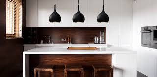 Black Pendant Lights For Kitchen Matt Black Pendant Lighting With Cob Technology