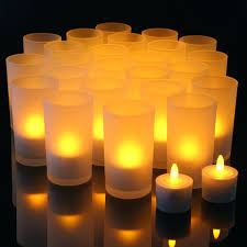 battery operated candles for windows with suction cups battery