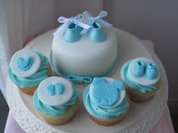 baby shower mini cake with cupcakes this is a 4 inch choco u2026 flickr