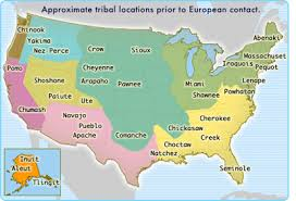 map of the united state interactives united states history map indians