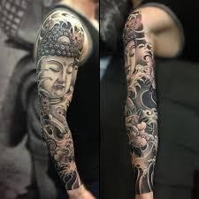 olio buddha tattoo by mister rong from omkara tattoo 20171121