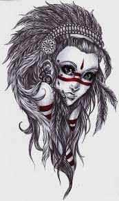 skull design 1000 ideas about indian skull