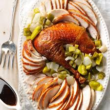 thanksgiving dinner recipes for a crowd taste of home